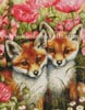 9002 Little Foxes - Cross Stitch Chart