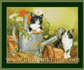 9954 Furry Fun - Cross Stitch Chart