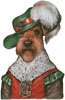 Airedale Musketeer - Cross Stitch Chart