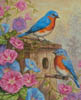 A Summer's Dream (Crop) - Cross Stitch Chart