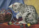 At Play - Cross Stitch Chart