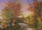 Autumn's Color of Fashion - Cross Stitch Chart