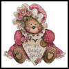 Beary Special - Cross Stitch Chart