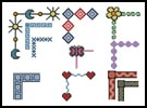 Border Collection - Cross Stitch Chart