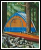 Camping - Cross Stitch Chart