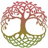Celtic Tree of Life 4 - Cross Stitch Chart