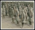 Chinese Terracotta Army - Cross Stitch Chart