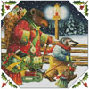 Christmas Journey - Cross Stitch Chart
