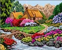Silent Spring - Cross Stitch Chart