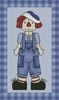 Country Andy - Cross Stitch Chart