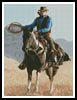 Cowboy - Cross Stitch Chart