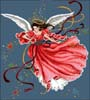 Wings of Summer Evening - Cross Stitch Chart