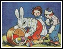 Dolls Easter - Cross Stitch Chart