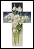 Easter Cross - Cross Stitch Chart