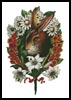 Easter Wreath - Cross Stitch Chart