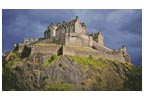 Edinburgh Castle - Cross Stitch Chart