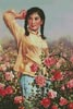 Field of Roses - Cross Stitch Chart