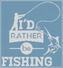 Fishing Quote 4 - Cross Stitch Chart