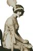 Flapper Girl (No Background) - Cross Stitch Chart