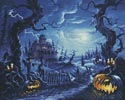 Fright Night - Cross Stitch Chart