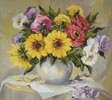 Gifts of Summer - Cross Stitch Chart