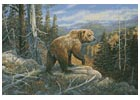 Grizzlies Domain - Cross Stitch Chart