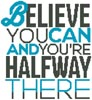 Inspirational Quote 1 - Cross Stitch Chart