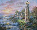 Lighthouse Haven 2 - Cross Stitch Chart