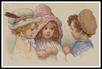 Listen - Cross Stitch Chart