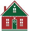 Little Christmas Cottage 4 - Cross Stitch Chart