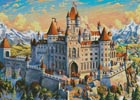 Magnificent Castle - Cross Stitch Chart
