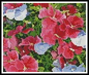 Mini Sweetpea - Cross Stitch Chart