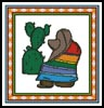 Mexican 1 - Cross Stitch Chart