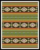 Mexican Pattern - Cross Stitch Chart