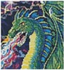Mini Dragon - Cross Stitch Chart