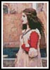 Mini Juliet - Cross Stitch Chart