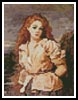 Mini The Matyr of the Solway - Cross Stitch Chart