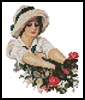 Mini Roses - Cross Stitch Chart