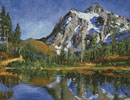 Mountain Stillness - Cross Stitch Chart