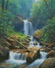Mystic Falls - Cross Stitch Chart