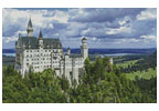 Neuschwanstein Castle 2 - Cross Stitch Chart