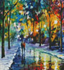 Night Colors (Crop) - Cross Stitch Chart