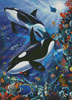 Orcas - Cross Stitch Chart