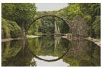Rakotzbrucke - Cross Stitch Chart