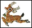 Reindeer - Cross Stitch Chart