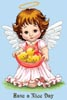 Cherub's Duckling Sampler - Cross Stitch Chart