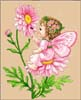 Chrysanthemum Fairy - Cross Stitch Chart