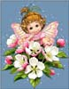 Crocus Fairy - Cross Stitch Chart
