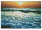 Sea Foam - Cross Stitch Chart