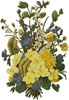 Spring Flowers Bouquet - Cross Stitch Chart